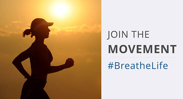Join the movement: breathe life